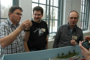 2012 Oberschleißheim - Workshop Zwerg-Lichtsignal