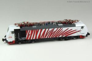 2018 Lokomotion - Zebras im Modell