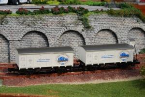 gedeckte Güterwagen G10